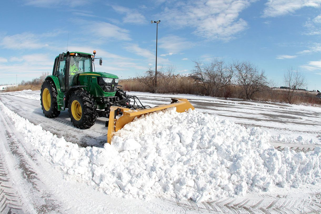 Clintar Snow Removal